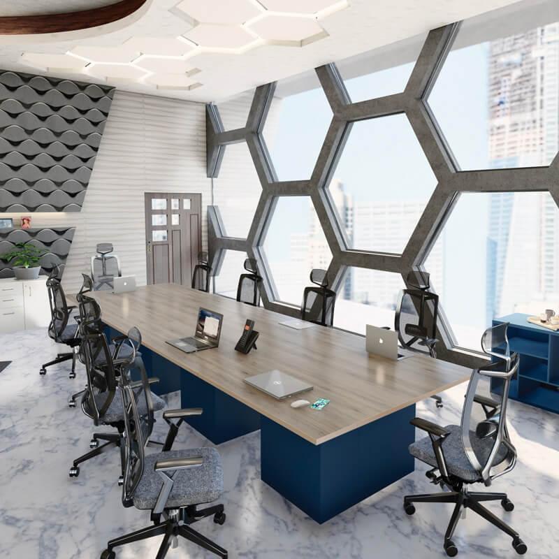 Mesas y escritorios Mobiset